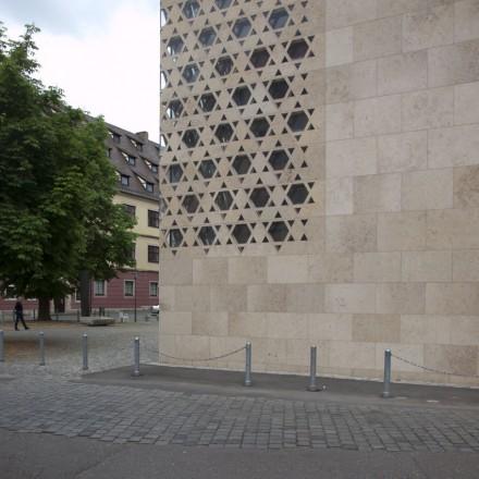 Neue Synagoge Ulm
