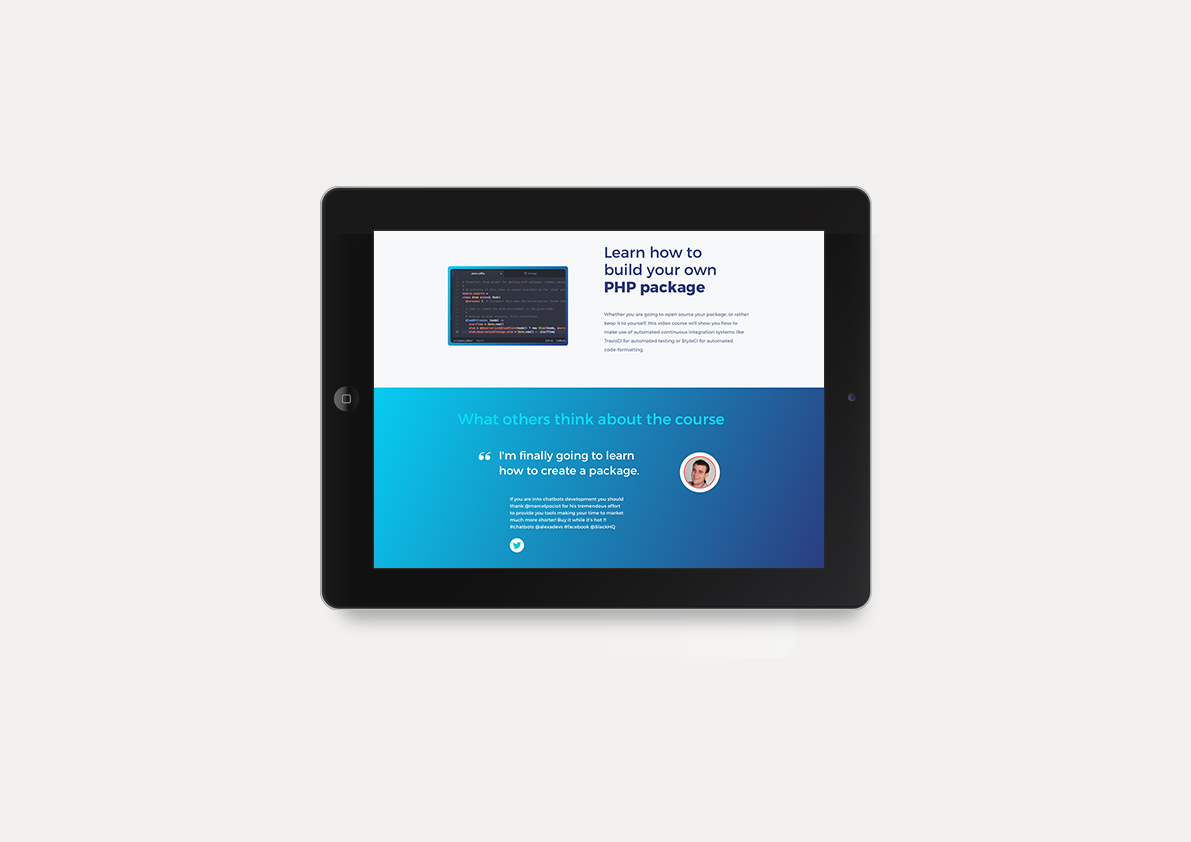 Webdesign Sarah mueller visual communication