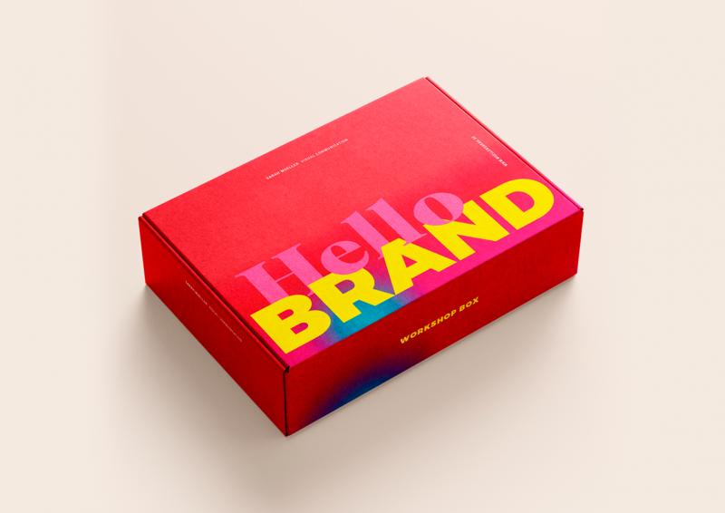 Hello Brand Box